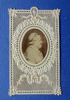 IMAGE PIEUSE ....PETIT  CANIVET.....ED .LETAILLE...1878..PRIÈRE POUR LE PAPE PIE IX - Images Religieuses