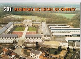 501e RCC / Régiment De Chars De Combat / R.C.C. RAMBOUILLET /  Livret De L'appelé Année 1983 - Francese