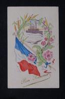 MILITARIA - Carte Postale Patriotique - Marine - L 21789 - Patriotiques