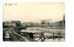 Rousselare Vaart - Roulers Canal / Nels - A. Deraedt-Verhoye N° 50 - Roeselare
