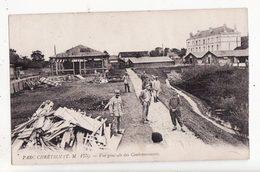 MILITARIA    Parc Chrétien   T.M. 175    Les Cantonnements - Casernes