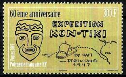 Polinesia Francesa Nº 814 En Nuevo - Polinesia Francesa