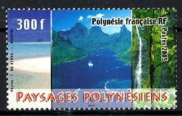 Polinesia Francesa Nº 754 En Nuevo - Polinesia Francesa