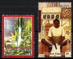 Polinesia Francesa Nº 738-743 En Nuevo - Polinesia Francesa