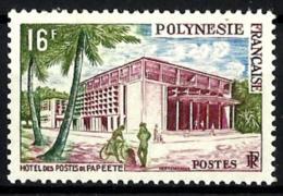 Polinesia Francesa Nº 14 Sin Goma - Polinesia Francesa