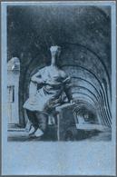 Ansichtskarten: Künstler / Artists: MAAR, Dora (1907-1997), Französische Fotografin, Malerin, Modell - Künstlerkarten