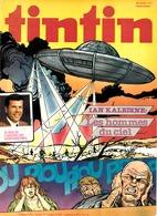 Hebdomadaires Tintin Année 1981 : N° 3 - 4 - 5 - 6 - 7 - 8 - 9 Et 45. - Tintin