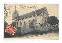 70 - GEZIER ( Hte-Saône ) - L' Eglise - France