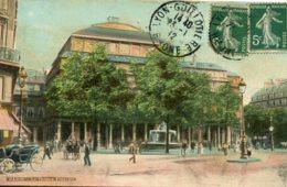 CPA - PARIS -  LE THEATRE FRANCAIS - France