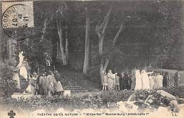 Chancelade    24     Théâtre De La Nature. Œdipe Roi .  Antistrophe  1er        (voir Scan) - France