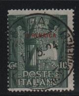 1923 Cirenaica Marcia Su Roma - Cirenaica