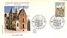 [406609]France  - (37) Amboise, Le Clos Lucé - Architettura