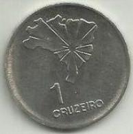 1 Cruzeiro 1972 Brasil - Brésil