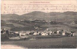 FR66 SAINT PIERRE DEL FORCATS - Labouche 704 - Vue Générale Du Village Et MONT LOUIS Et LA LLAGONE Au Dessus - Frankreich