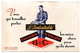 Buvard L'imbattable Le Bon Pantalon Le Bon Gilet B & C Villefranche Sur Saône - Textile & Vestimentaire