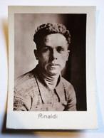 Belle Chromo Photo Cyclisme Tour De France 1933 Cycliste Gaspard Rinaldi Loriot Ets Ungemach Strasbourg - Ciclismo