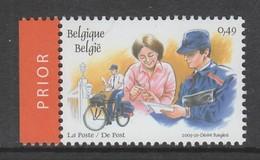 TIMBRE NEUF DE BELGIQUE - COUP DE COEUR POUR LES POSTIERS N° Y&T 3147 - Poste
