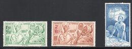 ININI / PA N° 1 à 3 Neufs ** - Inini (1932-1947)