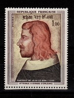 YV 1413 N** Jean II Le Bon Cote 2 Euros - Unused Stamps