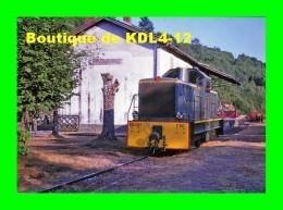 AL 459 - Train Locotracteur CFD N° BB 401 - PANDRIGNES SAINT-PAUL - Corrèze 19 - POC - Andere Gemeenten
