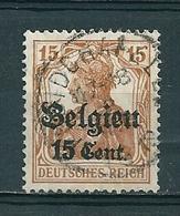 BZ/OC 15 Gestempeld FROIDCHAPELLE - WW I