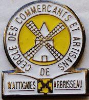 FF  634.....ECUSSON.....WATTIGNIES  L ARBRISSEAU........département Du Nord En Région Hauts-de-France - Ciudades