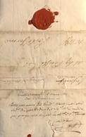 1815 GROTTAMMARE  SERVIZIO MILITARE  PER PORTO FERMO - Italia