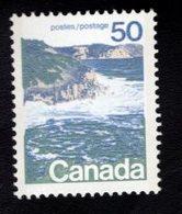 710916533 CANADAPOSTFRIS MINT NEVER HINGED POSTFRISCH EINWANDFREI  SCOTT 598 SEASHORE - 1952-.... Règne D'Elizabeth II