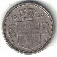 Iceland 10 Aurar 1933 - IJsland