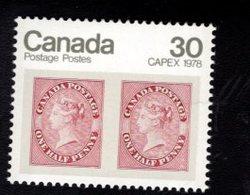 710920532 CANADAPOSTFRIS MINT NEVER HINGED POSTFRISCH EINWANDFREI  SCOTT 755 Capex 78 - 1952-.... Règne D'Elizabeth II