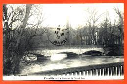 """CPA 52 Eurville  """" La Marne Et Le Grand Pont """" - Sonstige Gemeinden"""