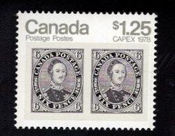 710921270 CANADAPOSTFRIS MINT NEVER HINGED POSTFRISCH EINWANDFREI  SCOTT 756 Capex 78 - 1952-.... Règne D'Elizabeth II