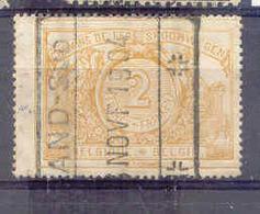 B980 -België Spoorweg Chemin De Fer  Stempel  GAND SUD - 1895-1913