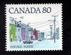 710925644 CANADAPOSTFRIS MINT NEVER HINGED POSTFRISCH EINWANDFREI  SCOTT 725 STREET LEADING TO THE SEA - 1952-.... Règne D'Elizabeth II