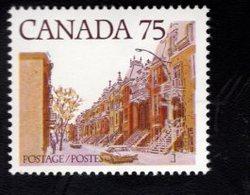 710926853 CANADAPOSTFRIS MINT NEVER HINGED POSTFRISCH EINWANDFREI  SCOTT 724 OLD HOUSES EASTERN CITY STREET - 1952-.... Règne D'Elizabeth II