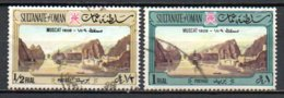 Oman 132 Et 133 Obl - Oman