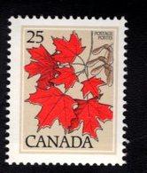 710933864 CANADAPOSTFRIS MINT NEVER HINGED POSTFRISCH EINWANDFREI  SCOTT 719 MAPLE FLORA - 1952-.... Règne D'Elizabeth II