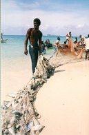 Maurice : Pêcheurs De Senne à Pointe Aux Canonniers - Maurice