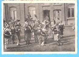 Folklore-Belgique-Fosses-la-Ville-Groupe (Folklorique) De Petits Chinels-Carnaval Du Laetare - Costumes