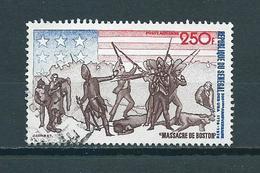 1975 Senegal Independence USA Used/gebruikt/oblitere - Senegal (1960-...)