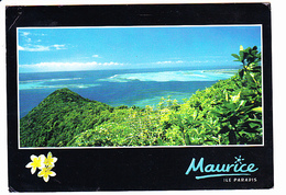 MAURICE, ÎLE MAURICE, MAURITUS, Lagon De Mahebourg, Photo Y. Pitchen, Ed. Agedis 1999 - Maurice
