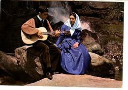 Groupe Folklorique De Bastia Et Macchiaghioli , Idylle à La Cascade ( Guitare - Bekende Personen