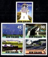 Nueva Zelanda Nº 2259/63 En Nuevo - Nuevos