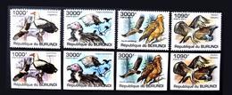 Burundi Oiseaux De Proie Vautour Osprey FAUNA 2013 - Burundi