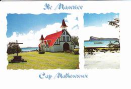 MAURICE, ÎLE MAURICE, MAURITUS, Eglise De Cap Malheureux, Coin De Mire, Ed. C.I.E.E.M. 1995 Environ - Maurice