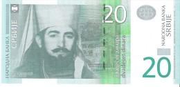 Serbia  - Pick 55 - 20 Dinara 2013 - Unc - Serbia