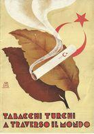 """2406 """" TABACCHI TURCHI ATRAVERSO IL MONDO - 16 PAGINE + COPERTINE """"ORIGINALE - Documenti"""