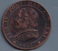 STATO PONTIFICIO  1868   4 SOLDI PIO IX - Vaticano
