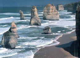 Australie : The Twelve Apostles - Australie