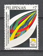 Filippine Philippines Philippinen Pilipinas 2012  Asian Development Bank (ADB) - 7p. Singles MNH** (see Photo) - Filippine